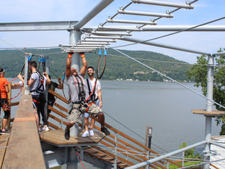 The Top Spots for Kid and Family-Friendly Activities in Westchester: Spins Hudson