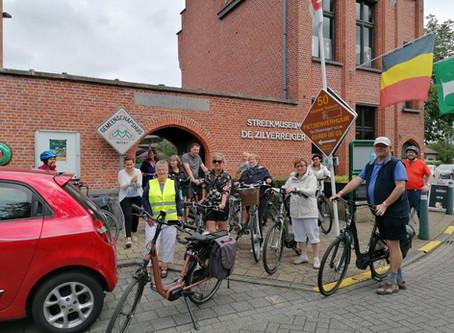 Geslaagde fietstocht - 25-07-2020