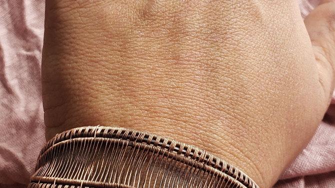 Tara - copper bracelet
