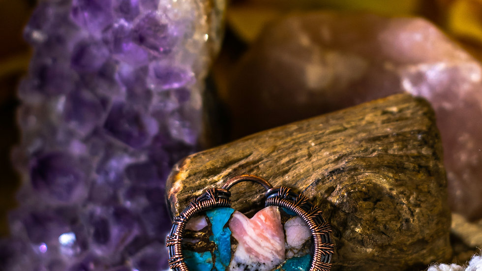 Spiny Oyster Turquoise Love