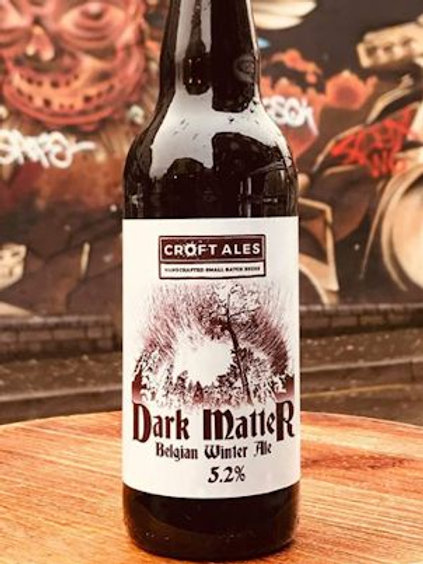 Dark Matter - Belgian Winter Ale 5.2% - 500ml Bottle