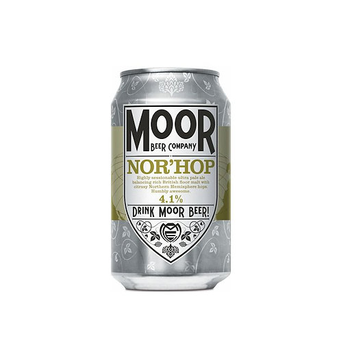 Nor'Hop - Ultra Pale Ale 4.1% - 330ml Can