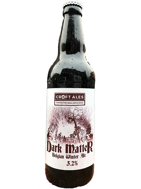 Dark Matter - Belgian Winter Ale 5.2% - 500ml Bottle