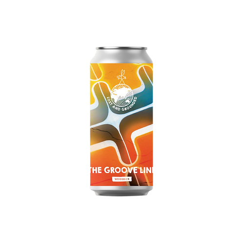 Groove Line - Weissbier 5.2% - 440ml Can