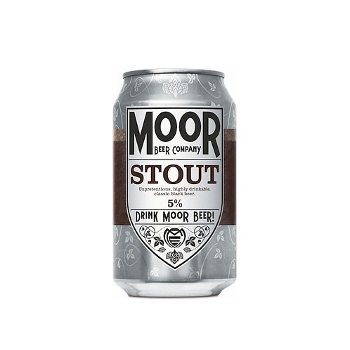 Stout - Stout 5.0% - 330ml Can