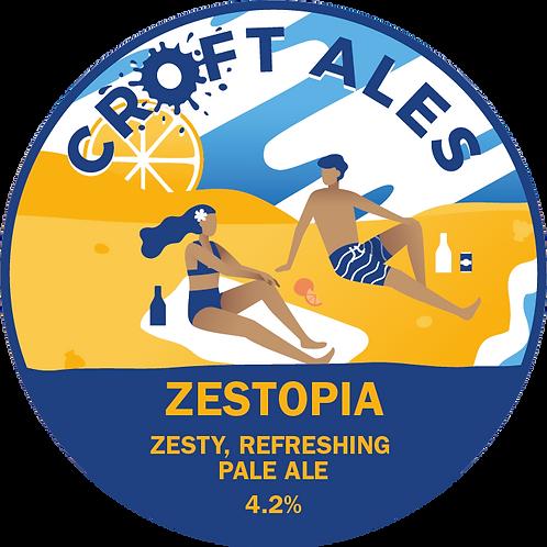 Zestopia - Zesty Pale Ale 4.2% - 440ml Can