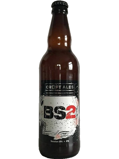BS2 - Session IPA 4% - 500ml Bottle