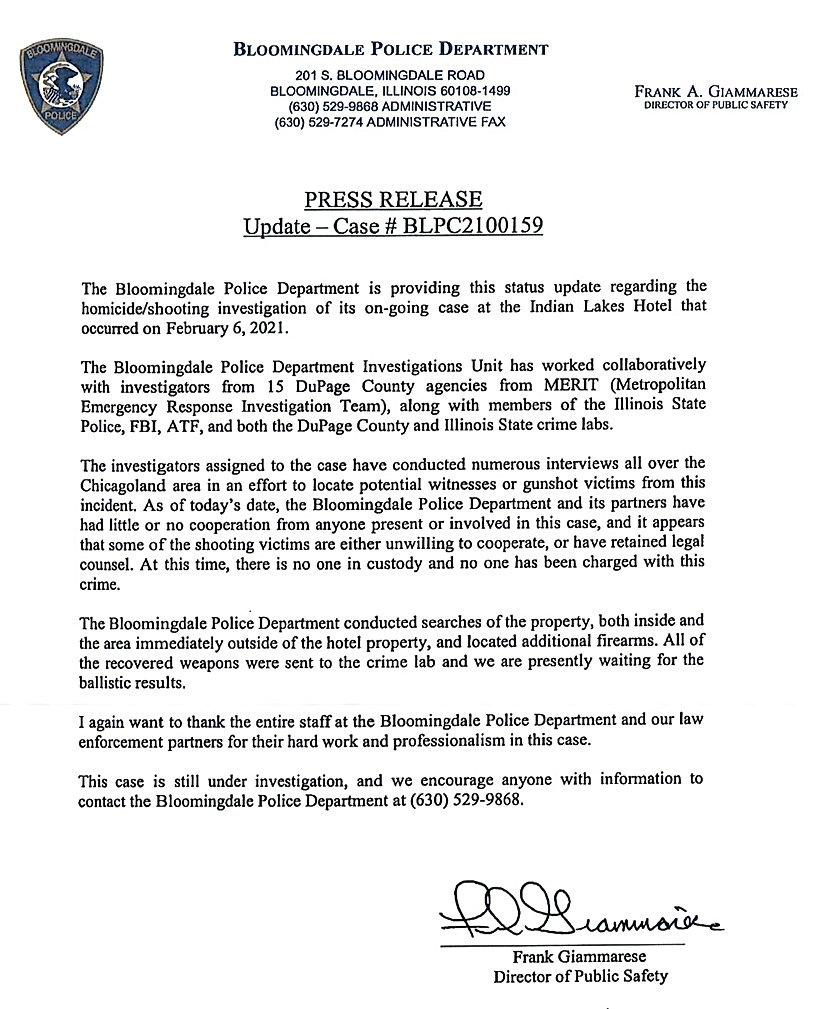 2021-0304 BL_Press Release_Homicide-Shoo