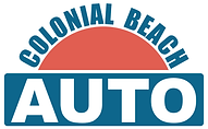 Colonial Beach Auto logo