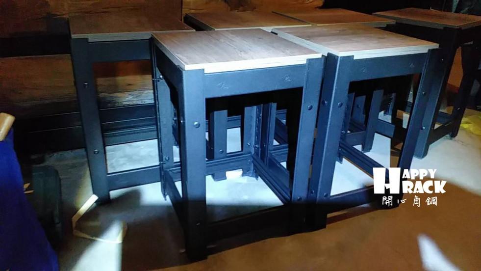 H95033 18mm龐貝黑衫 柏拉圖 封口柱 椅子 桌板L片固定_190703_0005.jpg