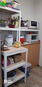 H2009323 黑砂紋+一般木板 洗衣機架,白色角鋼+里斯本橡木 封孔柱_210615_1 拷貝.jpg