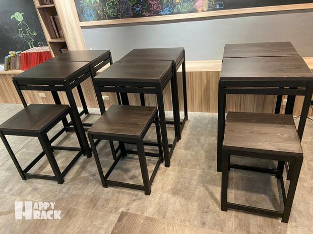H2102253-H2102258 黑砂紋+碳黑橡木外跨桌 門板_210312_2 拷貝.jpg