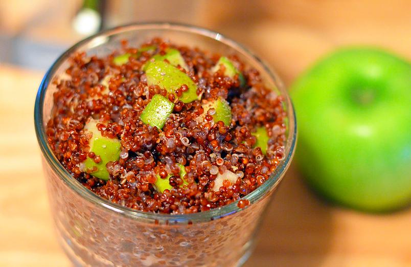Infused Quinoa Recipe by FOX & NUG