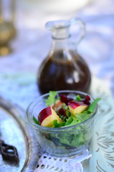 apple walnut cups