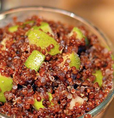 Apple Cinnamon Quinoa by FOX & NUG