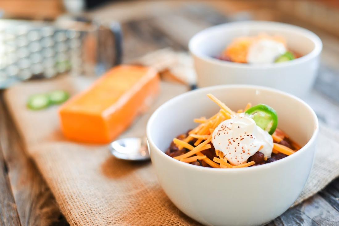 Marijuana Infused Vegetarian Chili Recipe by FOX & NUG 2