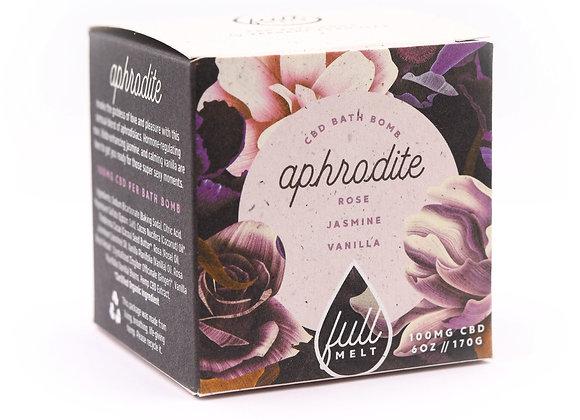 Aphrodite   100mg CBD Bath Bomb