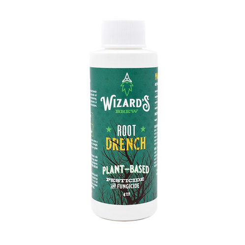 Wizard's Brew Root Drench Pesticide & Fungicide 4 OZ