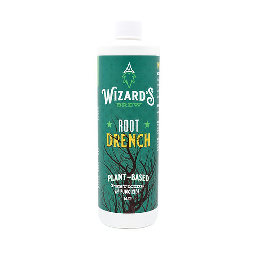 Wizard's Brew Root Drench Pesticide & Fungicide 16 OZ