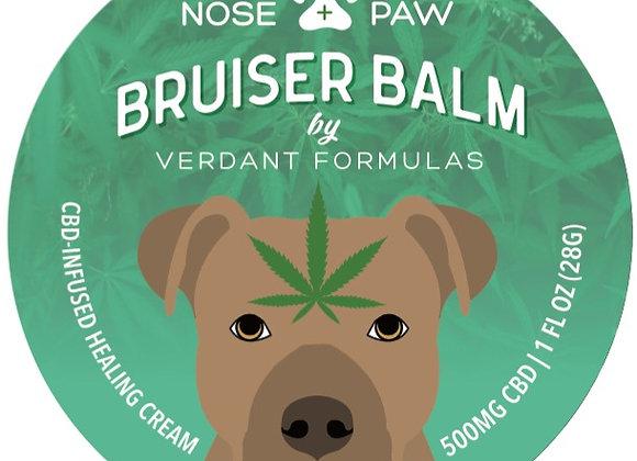 Bruiser Balm | Nose + Paw Healing Cream 500mg CBD