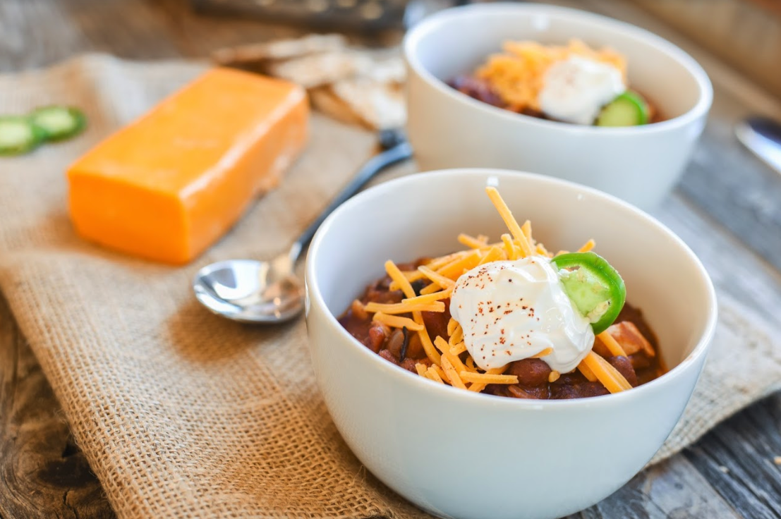 Marijuana Infused Vegetarian Chili Recipe by FOX & NUG