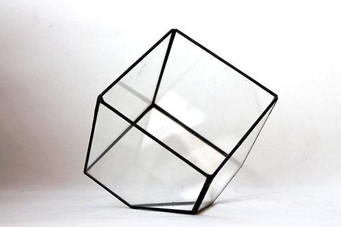 флорариум куб купить спб, флорариум купить, куб из стекла, куб тиффани, куб купить, террариум купить