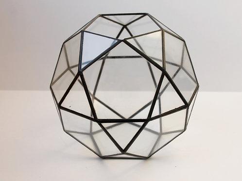 флорариум шар, флорариум геометрический