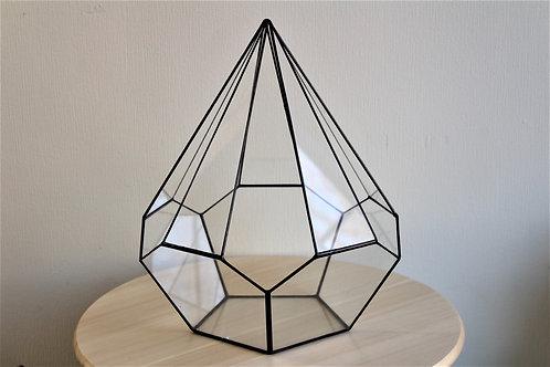 флорариум геометрический, ваза для флорариума, террариум, флорариум купить спб, купить сосуд для флорариума