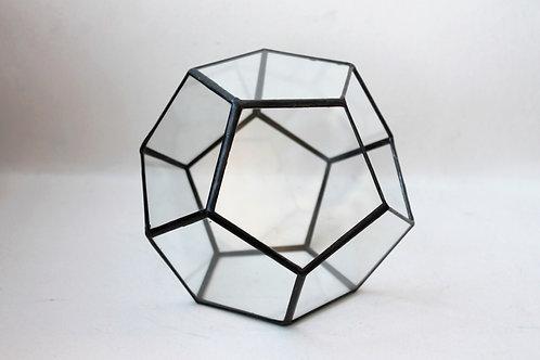 додекаэдр, флорариум, флорариум купить, геометрический флорариум