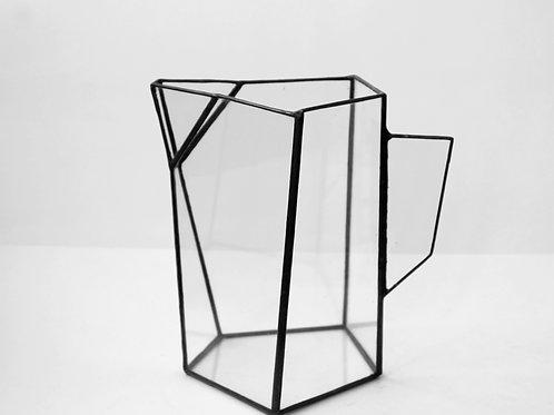 флорариум, необычная ваза для флорариума,
