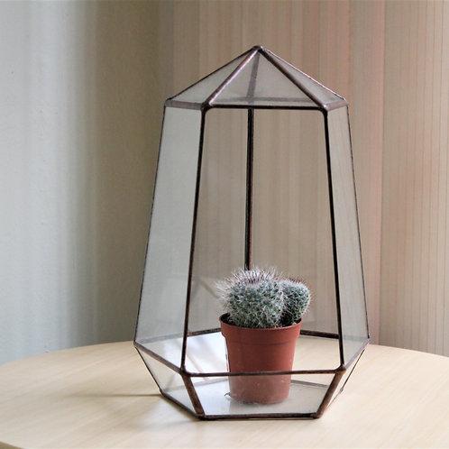 флорариум, мини-сад, геометрические флорариумы, флорариумы оптом, флорариум на заказ, флорариум тиффани, паяный флорариум