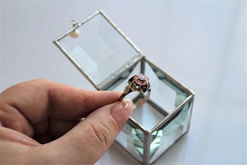шкатулка для колец, коробочка для колец, подушечка для кольца,  коробочка для помолвочного кольца купить спб