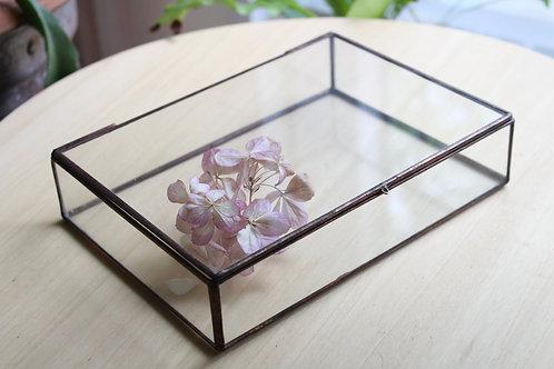 коробка для фото, шкатулка для украшений, стеклянная шкатулка, свадебный декор, шкатулки купить, шкатулка тиффани
