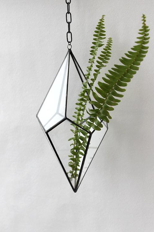 флорариум геометрический, флорариум подвесной, подвесной флорариум купить спб,