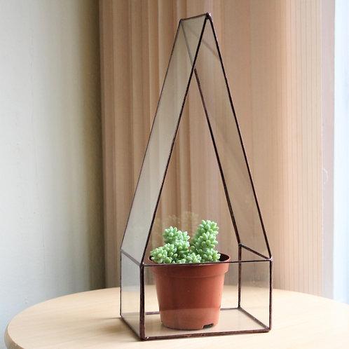 флорариум купить, ваза для флорариума домик купить, геометрические флорариумы купить, флорариум купить спб питер