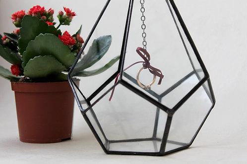 подарок на день влюбленных, подарок на помолвку, подарок на свадьбу, glassflowers