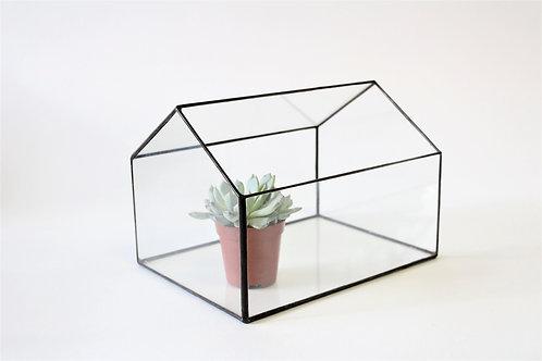 Флорариум домик, флорариум для суккулентов, флорариум купить спб, купить флорариум, флорариумы оптом, домик из стекла,