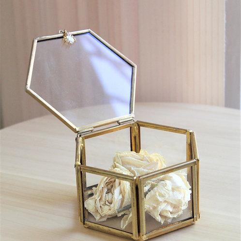 wedding box, glass ring box, шкатулка латунь, золотая свадебная шкатулка, коробочка для колец купить спб, шкатулки тиффани