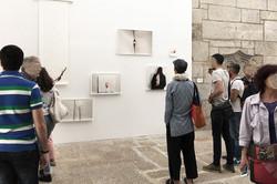 Exposição no CPF, Porto, no âmbito Ciclo Plataforma de Fotografia.