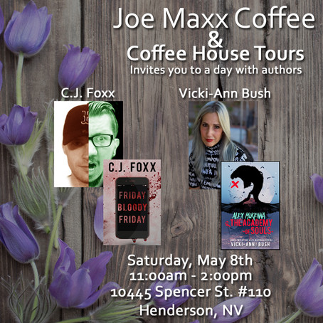 2021 Authors, Signings, & You!