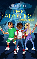 The Lady Ghost book