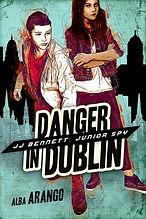Danger in Dublin book