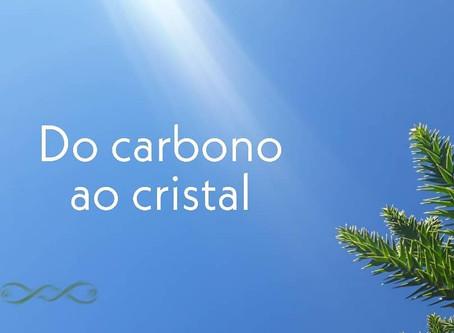 Do carbono ao cristal