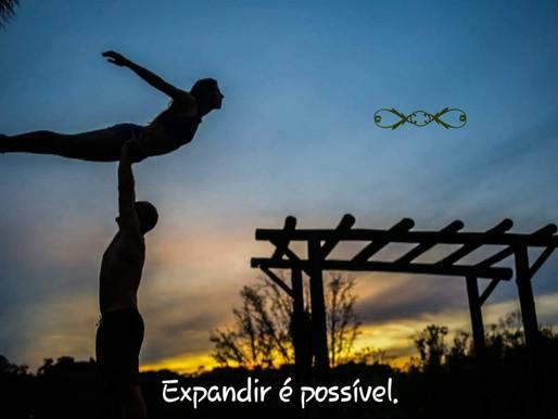 Expandir é possível