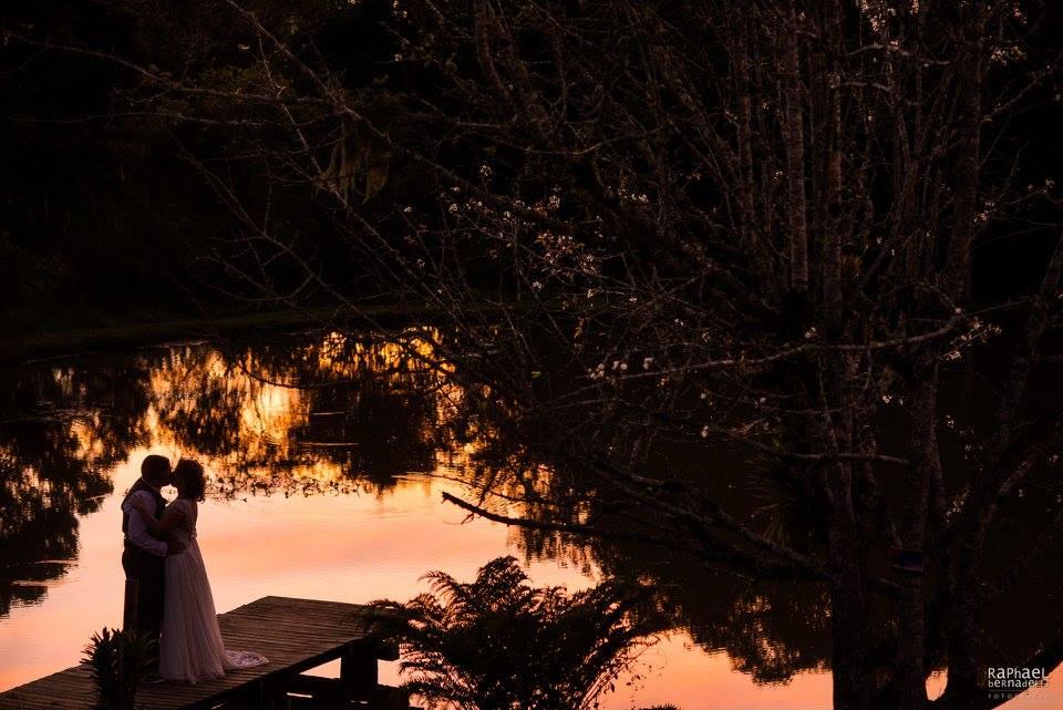 Trapiche do lago dos amores