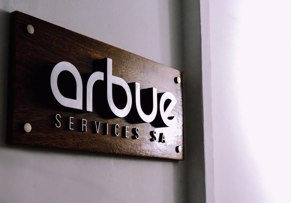 Arbue Serivce