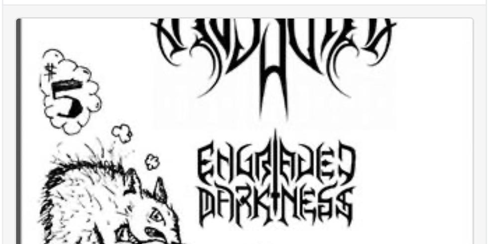 Kossuth, Engraved Darkness, Graveripper @Bar Granada 4/18