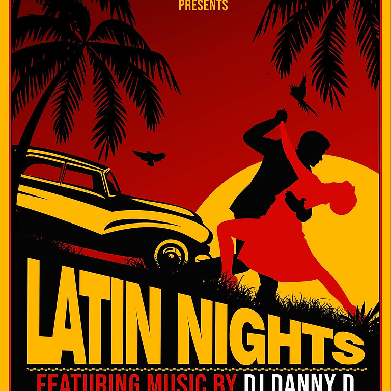 Latin Nights with DJ Danny Diaz