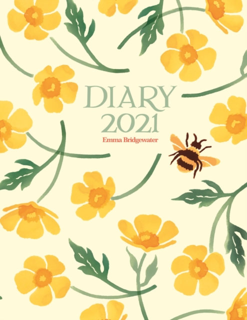 Emma Bridgewater Buttercup and Bee Midi Diary 2021