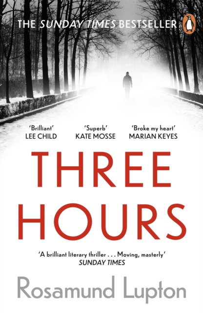 Three Hours : The Top Ten Sunday Times Bestseller